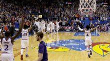 Kansas survives Kansas State comeback for 73-72 home victory