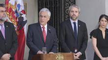 Piñera endurece el tono frente a protestas que siguen en expansión en Chile