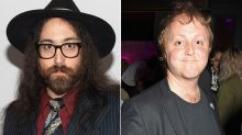 John Lennon and Paul McCartney's Sons Come Together for an Epic Selfie