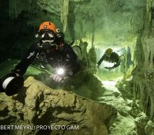 Explorers in Mexico Discover World's Largest Underwater Cave and It's Filled With Ancient Mayan Treasures