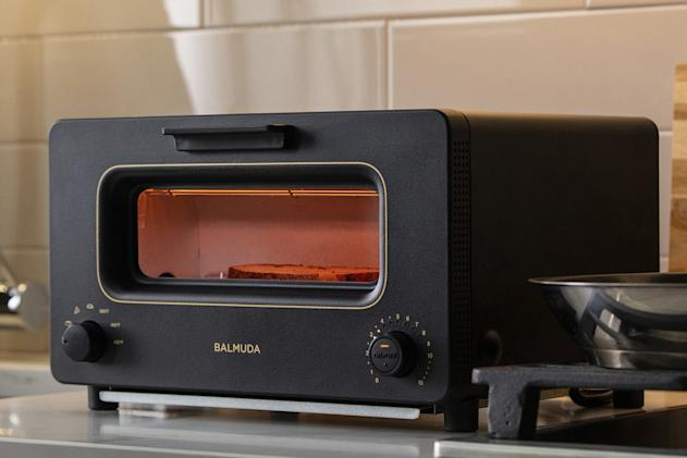 Balmuda's $329 steam-based toaster finally arrives in the US
