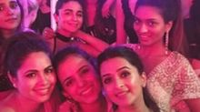 See Picture: Alia Bhatt parties hard with her girl gang