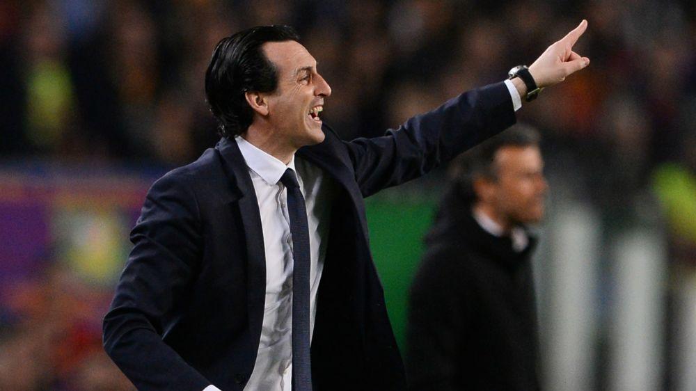 """Emery: """"¿Monchi en el PSG? Ya tenemos director deportivo"""""""