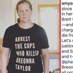 Amy Schumer Demands Arrest Of The Cops Who Killed Breonna Taylor
