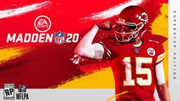 Madden NFL 20 é revelado e Patrick Mahomes do Kansas City Chiefs será a capa do jogo