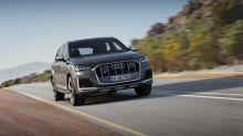 2020 Audi SQ7 TDI revealed with fresh design, torque-rich V8 diesel
