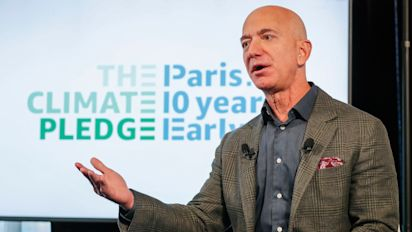 Amazon vows to fight climate change