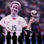Megan Rapinoe becomes 4th woman to be named SI's Sportsperson of the Year unaccompanied