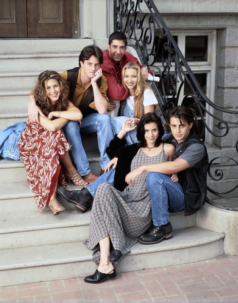 Friends Cast Was Uncomfortable with Joey-Rachel Romance