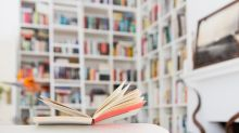 Why having a shelf full of unread books is actually a good thing