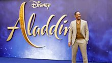 Así fue la premiere de 'Aladdín' en Londres