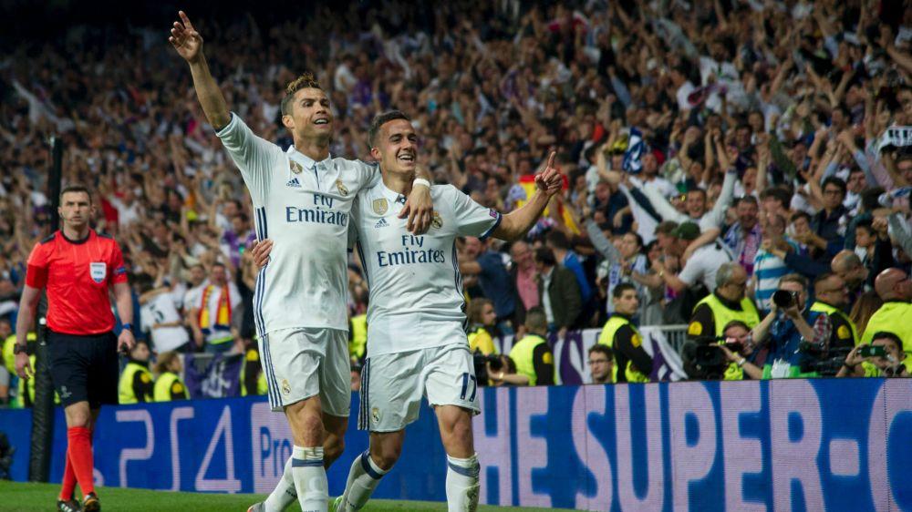 Así fue el hat-trick de Cristiano Ronaldo ante Atlético de Madrid