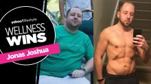 How a former full-time poker player lost 135 pounds