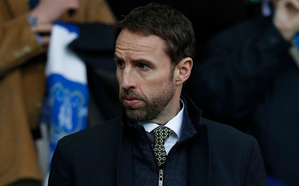 Gareth Southgate is a man on a mission - -