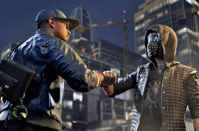 Ubisoft is still making a 'Watch Dogs' movie