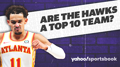 Betting: Are the Hawks a Top 10 team?
