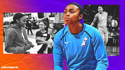 Loeffler's WNBA departure satisfying on many levels