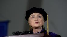 Hillary Clinton: How to pick yourself up after a devastating fail