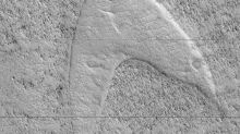 Has 'Star Trek' made it to Mars after all?