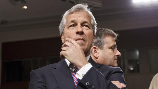 Jamie Dimon Is the Best Banker in World