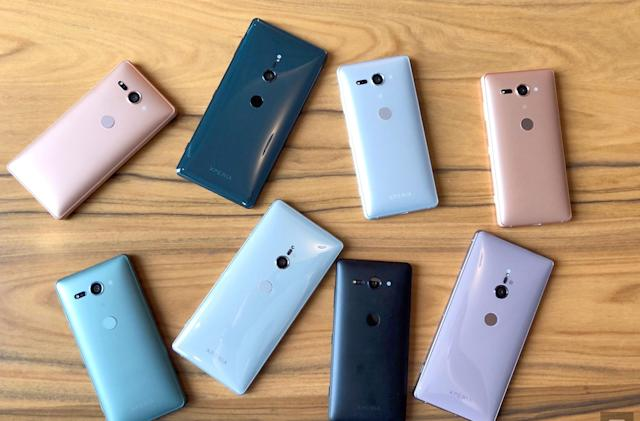 Watch Sony's Xperia XZ2 launch in under 10 minutes!