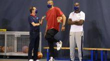 Basket - FFBB - Nicolas Batum: «Voir ceux qui vont nous mettre dehors»
