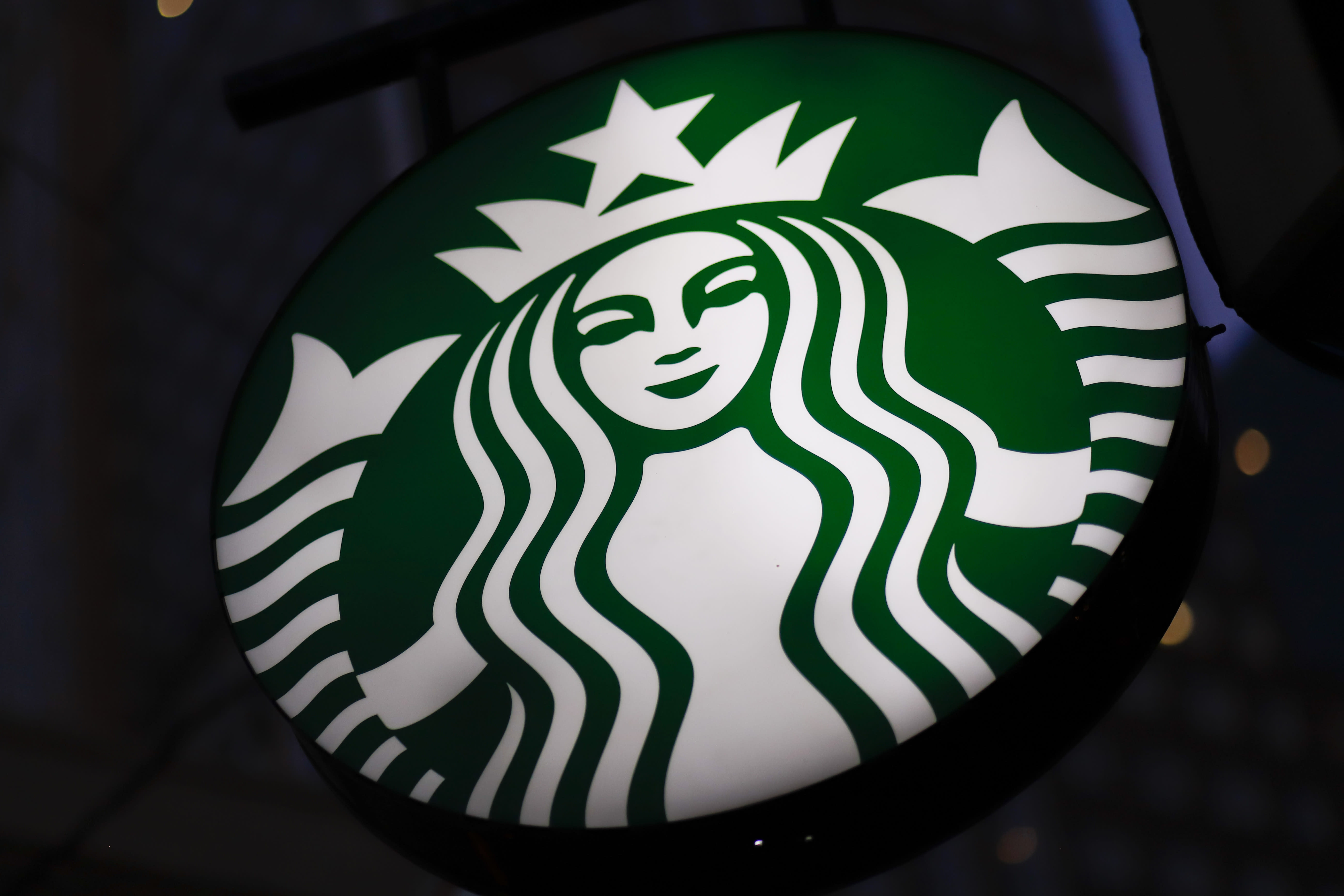 Starbucks management repeated this word more than 'coffee' on its analyst call