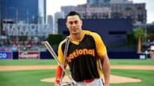 This Giancarlo Stanton workout video should terrify every MLB pitcher
