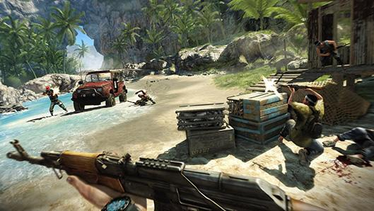 Europe to see Far Cry Classic solo release on February 12
