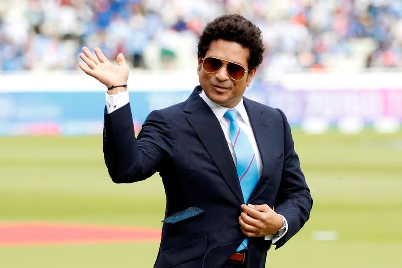 Sachin Tendulkar leaves hospital after being treated for COVID-19