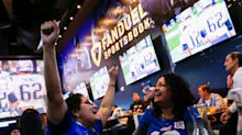 NFL further warms to gambling by allowing stadium betting lounges