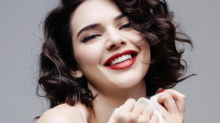 Kendall Jenner channels Marilyn Monroe in vintage inspired shoot