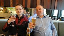 Novichok poisoning: Russian suspects in Skripal attack sent coded message saying 'The package has been delivered'