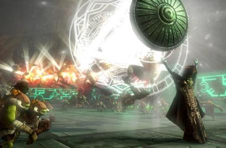 Hyrule Warriors takes Twili Midna for a twirl next week