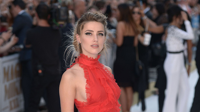 Amber Heard warned her sexuality could end career