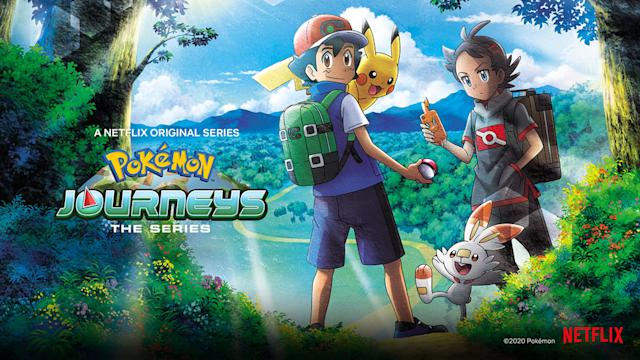 'Pokémon Journeys' will be a Netflix exclusive in the US