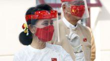 EU Parliament suspends Suu Kyi from Sakharov Prize community