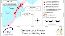 UEX Corporation: Drill Program to Commence at Christie Lake