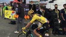 Tour de France: Roglic, le public veut y croire