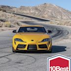 2020 Toyota Supra: Car and Driver's 10Best