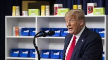 With no new law to curb drug costs, Trump tries own changes