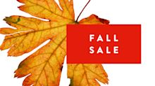 Time is running out to shop Nordstrom's Fall Sale event