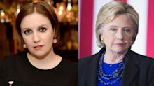 Lena Dunham claims she warned Clinton campaign about Harvey Weinstein