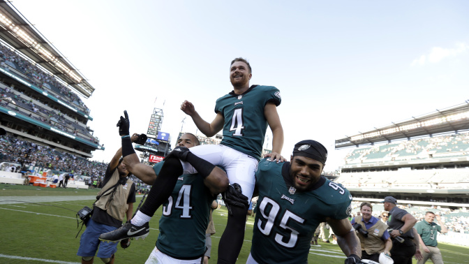 Winners and Losers: Eagles may be going places