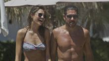 Carla Pereyra está más enamorada que nunca de Diego Simeone