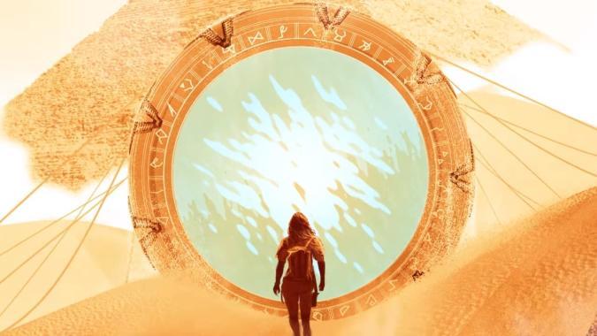Stargate Origins / MGM