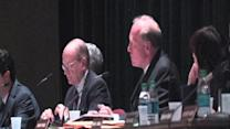 Strongsville school board meeting