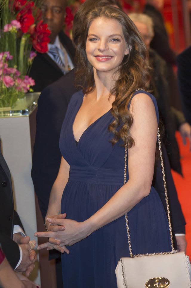 Yvonne Catterfeld Sohn