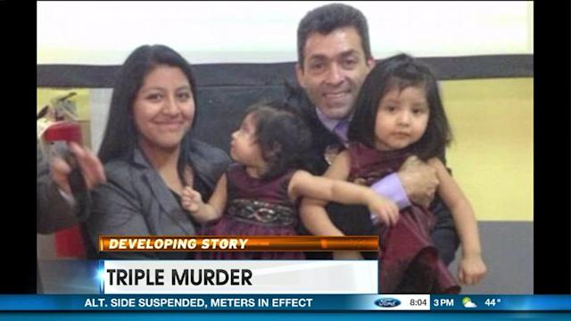 Family Slain: Mother, Two Daughters Stabbed To Death