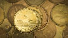 Canadian dollar climbs as investors dump greenback for riskier assets